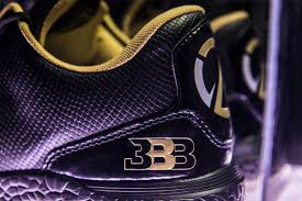 ball shoes. after getting turned down by nike, adidas, and under armour for a shoe deal last week, lavar ball his son lonzo have unveiled lonzo\u0027s first shoes