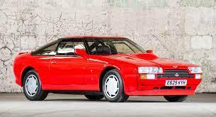 Rare 1986 Aston Martin V8 Zagato Prototype Selling For 530k Carscoops