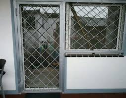 Gitter Tür Tür Und Fenstergitter