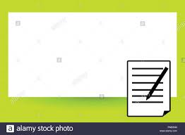 Flat Design Business Vector Illustration Empty Copy Space For Ad
