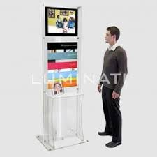 Uk Display Stands Ltd Floor standing display easel perfect for showing large pieces of 9