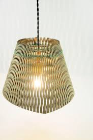 Lampshades By Design Design Model Omglow Yuki Wood Lampshade Openwork And