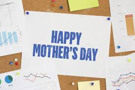 Mother Day Chart Chart Graph Result Happy Mothers Day Concept