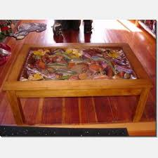 trout stream coffee table coffee