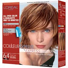 Light Copper Brown Hair Color Couleur Experte Light Golden Copper Brown Ginger Twist