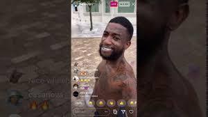 Gucci mane ig live dissin 6IX9INE - YouTube