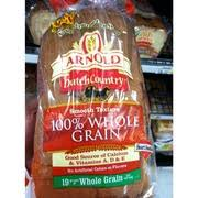 arnold 100 whole grain smooth texture bread nutrition grade b