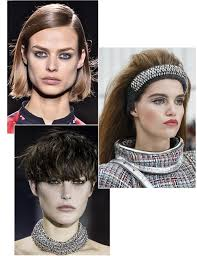 12 hair trends from fashion week fall winter 2017 2018