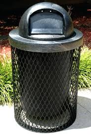 commercial outdoor trash cans. Commercial Outdoor Trash Cans With Lids Residential Grade A
