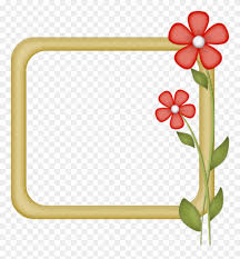 Paper With Flower Border Borders And Frames Page Borders Borders For Paper