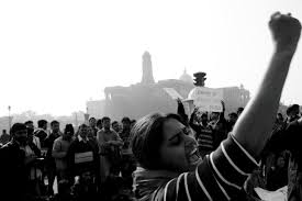 photo essay a look back at a mass protest that followed jyoti  all photos by shome basu