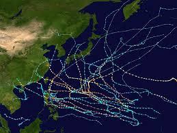 Saison cyclonique 2015 dans l'océan Pacifique nord-ouest
