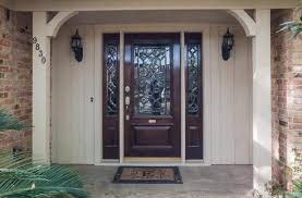 front door with sidelightdoor  Exterior Doors With Sidelights Awesome Entry Door Sidelight
