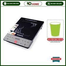 Bếp từ cơ SUNHOUSE SHD6152 ( Kèm nồi lẩu ) - Bếp điện kết hợp