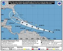 Tropical Storm Elsa could form soon ...