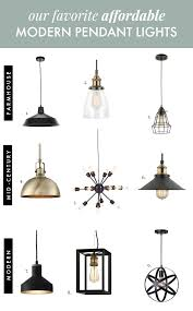 cheap modern pendant lighting. Affordable Modern Pendant Lights For Farmhouse And Mid Century Homes Cheap Lighting N