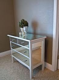 how to make mirrored furniture. Beautiful How Today I Have Over 50 Of The Best And Most Amazing Dresser Upcycles Itu0027s  What A Little Paint Vinyl Fabric Mod Podge Can Do To How Make Mirrored Furniture