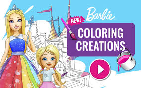 coloring creations game now playing