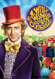 Films - Willy Wonka & the Chocolate Factory