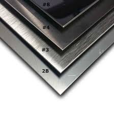 Stainless Steel Grit Finish Chart Guide To Stainless Steel Sheet Finishes Mill Polished
