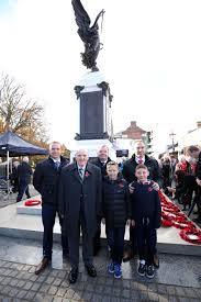 Centenary Armistice Marked in Remembrance Service in Lisburn - Lisburn  Castlereagh