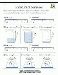 Excellent 5th Grade Math Measurement Worksheets Photos - Worksheet ...