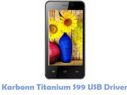 Karbonn Titanium S99 USB Driver ...
