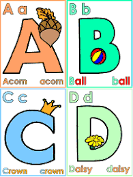 Alphabet Printable Flash Cards