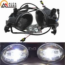 2017 Nissan Altima Led Fog Lights Us 45 12 25 Off 2pcs Lot Car Styling Led Fog Lights Devil Eye For Nissan Altima 2006 2017 Fog Head Lamp For Nissan Qashqai Dualis J10 In Car Light