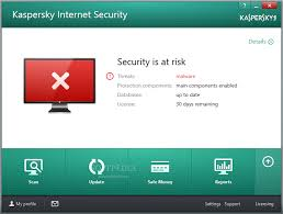 kaspersky internet security review showing the kaspersky internet security 2014 interface
