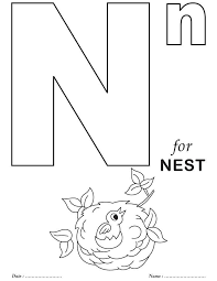 Alphabet Coloring Pages Pdf Inspirational Gallery 56 Inspirational