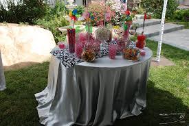 round table candy buffet table decoration san go dj san go wedding wedding of corey and jennifer currier san go dj candy
