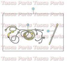 jeep patriot trailer wiring harness new oem trailer towing hitch wire wiring harness 2007 2015 jeep patriot compass