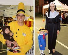 scott and i will dress our future family as clic book characters for the man in the yellow hat with curious george and madeline and miss