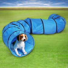 HURRISE <b>Waterproof Pet</b> Tunnel, Portable <b>Pet Dog Cat</b> Play Tunnel ...