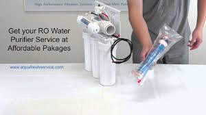 affordable service aquafresh ro