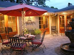 courtyard furniture ideas. Cozy, Intimate Courtyards Courtyard Furniture Ideas A