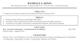 Example Of A Profile For A Resumes Examples Of Professional Profiles On Resumes Profile For Resume