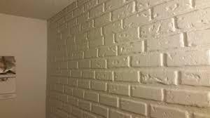Faux Brick wall on drywall-20160706_195028.jpg ...