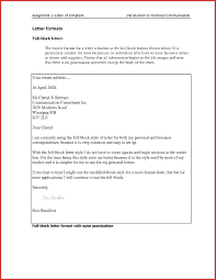 How To Format A Formal Letter Formal Letter Format 4th Grade Example For 4 Sample Uk