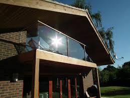 Glass railings glass balconies glass balustrades, glass banisters