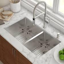 kraus stainless steel sinks. Interesting Kraus 33 And Kraus Stainless Steel Sinks S