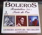 Boleros Romanticos, Vol. 1