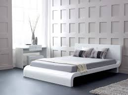 White Contemporary Bedroom Furniture Bedroom Contemporary Bedroom Furniture With Teak Wooden Bedframe