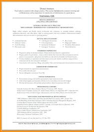 Orthodontic Assistant Resume Ideas Collection Resume Dental