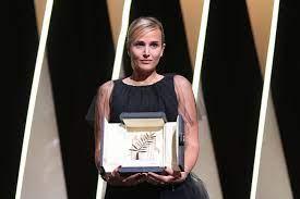 Julia Ducournau, film Palme d'or ...