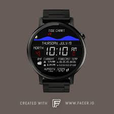 Digital Madness Facer The Worlds Largest Watch Face Platform
