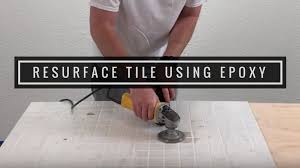 your daily dose of inspiration resurface your old tile countertops with metallic diy
