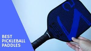 Pickleball Paddle Comparison Chart Best Pickleball Paddles Reviews Buying Guide Updated For 2019