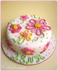 Spring Theme Cake Decorating Ideas Fantastic Cake Birthday Cake
